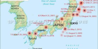 Cartina Giappone In Italiano.Giappone La Posizione Sulla Mappa Di Giappone Mappa Asia Orientale Asia